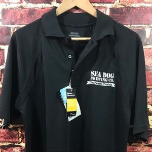 Other - New - SEAdog brewing company polo shirt top Beer